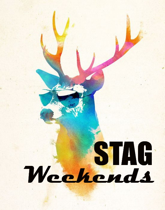 STAG WEEKENDS in Sofia